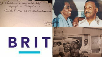 Brit Employee Shares Their Family Windrush Story