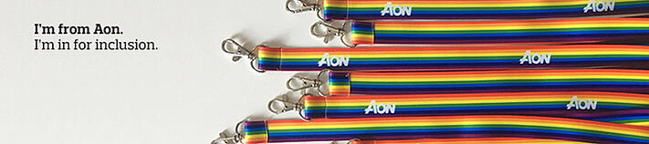 Aon Pride month