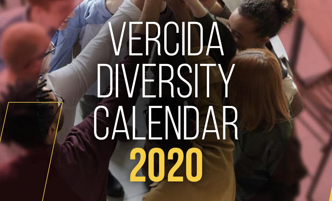 DIVERSITY CALENDAR 2020