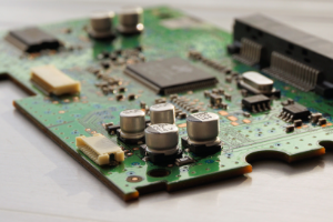 Semiconductor and microchip